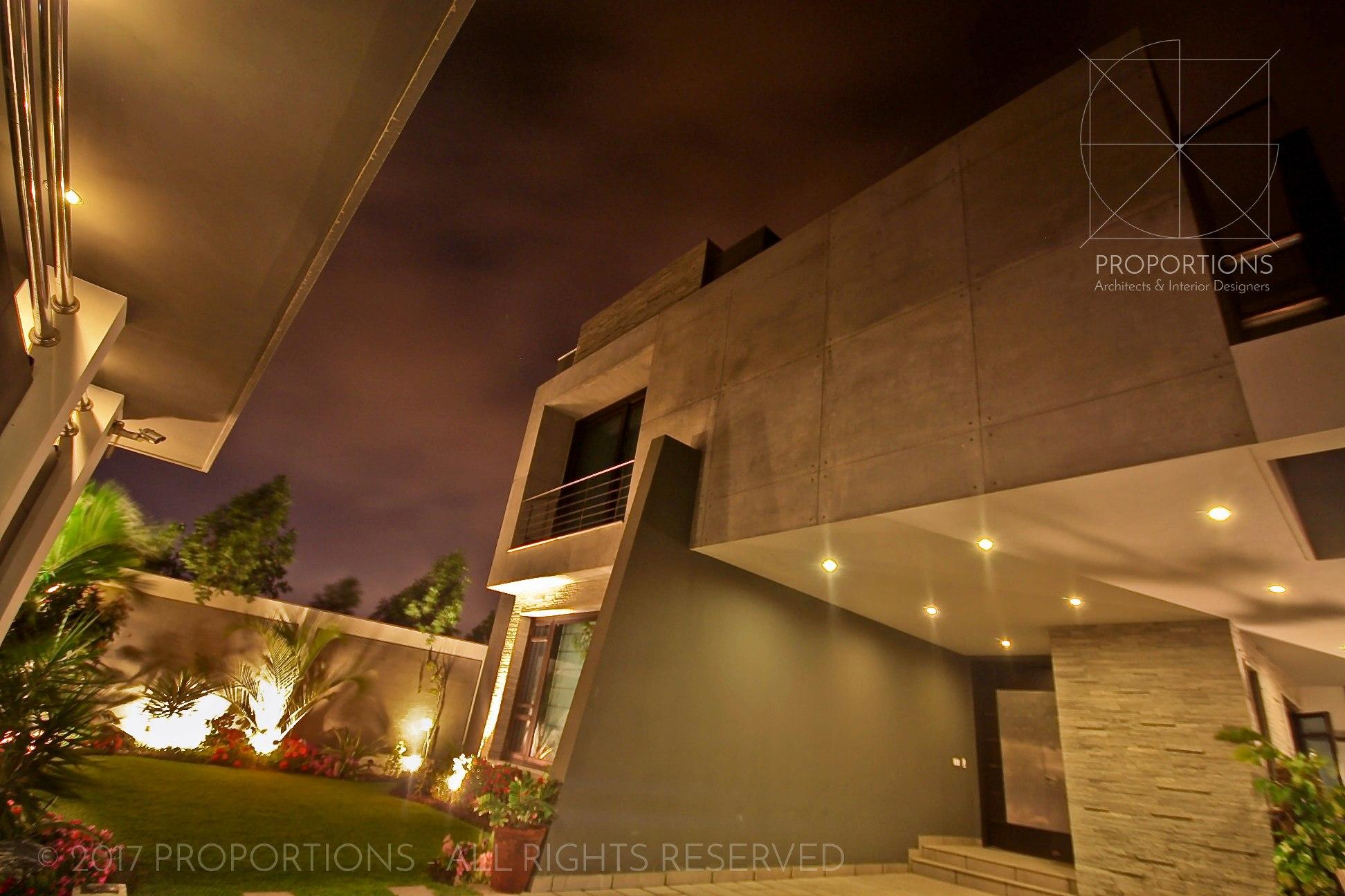 Residence at DHA